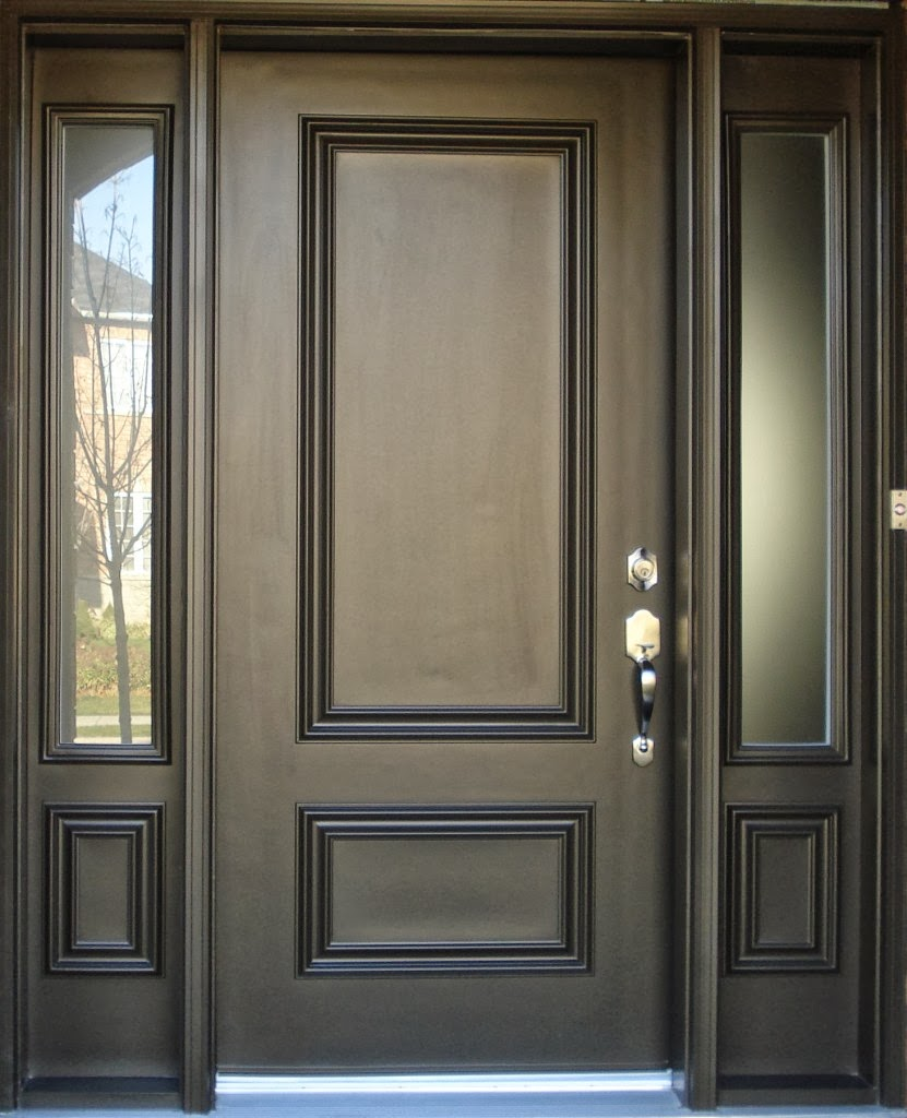 Pintu Kayu Minimalis Pintujati Com